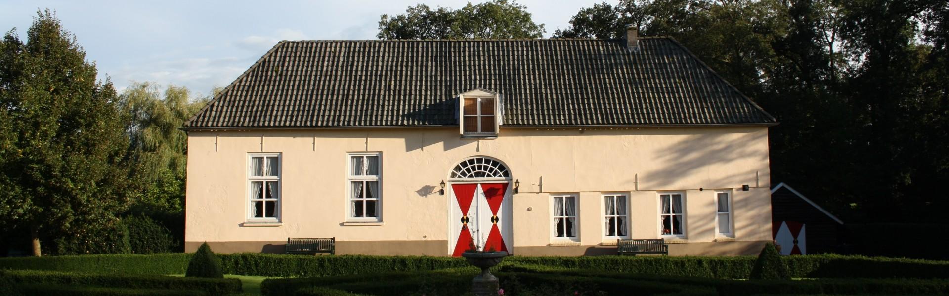 Koetshuis op Heukelum